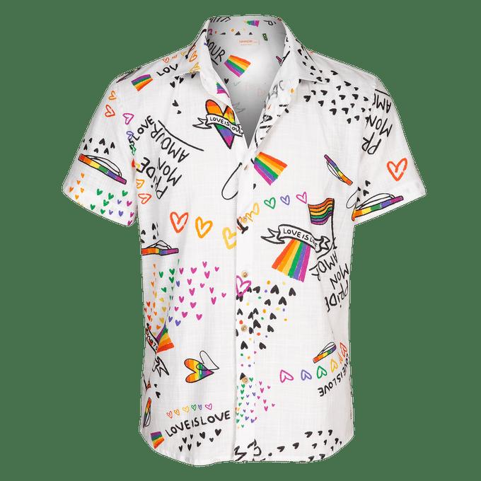 Havaianas Pride Shirt - Divulgation