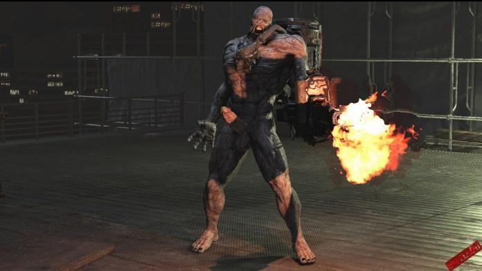 Mods de Resident Evil colocam Leon, Carlos e Nemesis em nu frontal