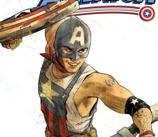 Novo Capitão América é gay