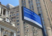 Placa em homenagem a Marielle Franco é inaugurada no Centro do Rio