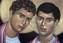 São Sérgio e São Baco: conheça o casal gay que teria sido abençoado pela Igreja Católica