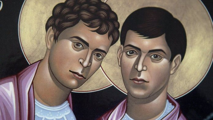St. Sergius and St. Bacchus: meet the gay couple who would have been blessed by the Catholic Church