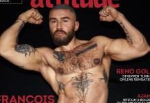 """François Sagat: """"Não sou tão masculino quanto as pessoas querem que eu seja"""""""