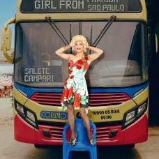 A drag queen Salete Campari - Reprodução