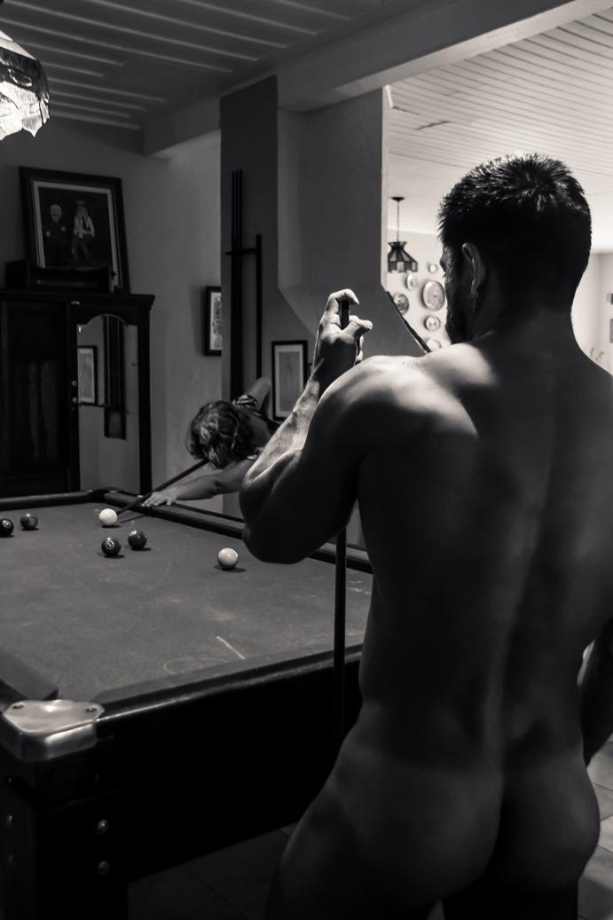 Thiago Hernandez para Mustang Magazine