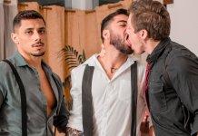 """Produtora gay """"Meninos Online"""" promete 2 filmes por semana para sempre"""