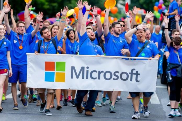 Microsoft patrocina Corrida Virtual do Orgulho LGBT+ em São Paulo