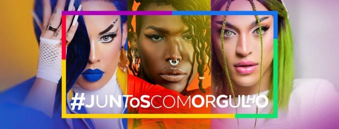 Facebook fará mural LGBT+ no Minhocão com shows de Pabllo Vittar, Gloria Groove e Majur