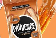 """Prudence lança camisinha sabor """"churros"""" em edição limitada"""