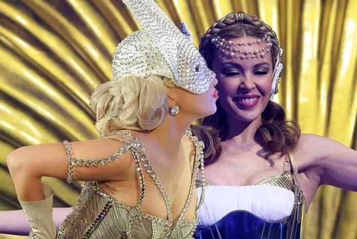 """Kylie Minogue lança cover de """"Marry the Night"""" da Lady Gaga"""
