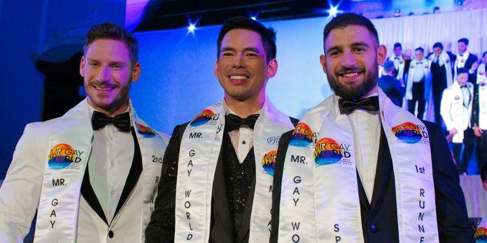 """Abertas as inscrições para o """"Mister Gay Brasil 2021"""""""