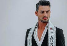 Mister Taubaté relata episódio de homofobia da organização do concurso