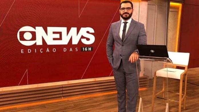 """""""É óbvio que não foi nenhuma tarefa fácil falar na televisão que eu sou gay"""", diz âncora da Globo ao vivo"""