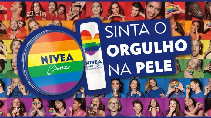 Nivea anuncia as 11 ONGs LGBTQIA+ selecionadas para receber doações de R$ 15 mil