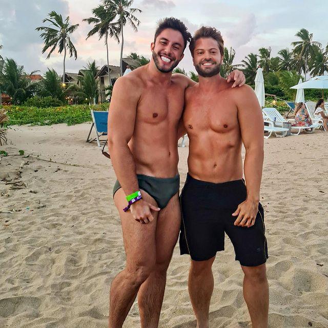 Carlos Henrique Vieira Parreira e Rafael Savassi - Reprodução