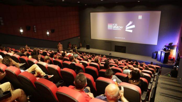 Festival de Cinema e Cultura For Rainbow abre inscrições para produções LGBTs