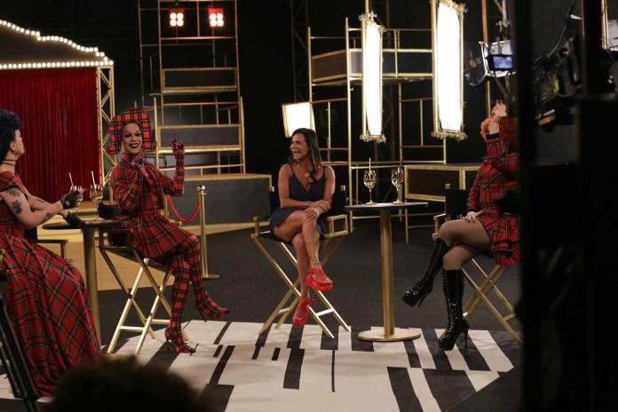 "Gretchen, Nicole Bahls e Karin Hills estão na nova temporada de ""Drag Me As a Queen"""