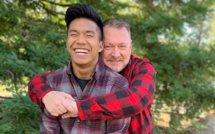 Atleta olímpico Jordan Windle atribui sucesso no esporte ao pai gay