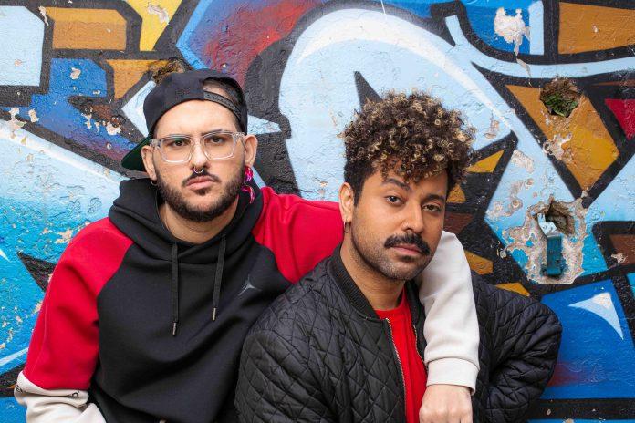 João Rosa e Tcheco Gomez lançam feat com pagode e rap LGBTQIA+