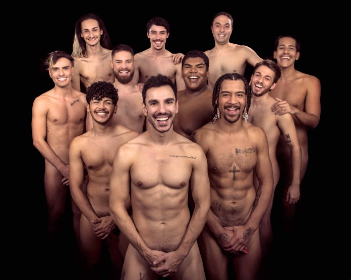 """Montagem de """"Naked Boys Singing"""" em SP já tem ingressos disponíveis para venda"""