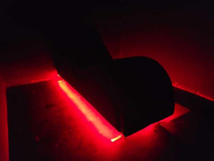 Poltrona tântrica para ser usada - Divulgação