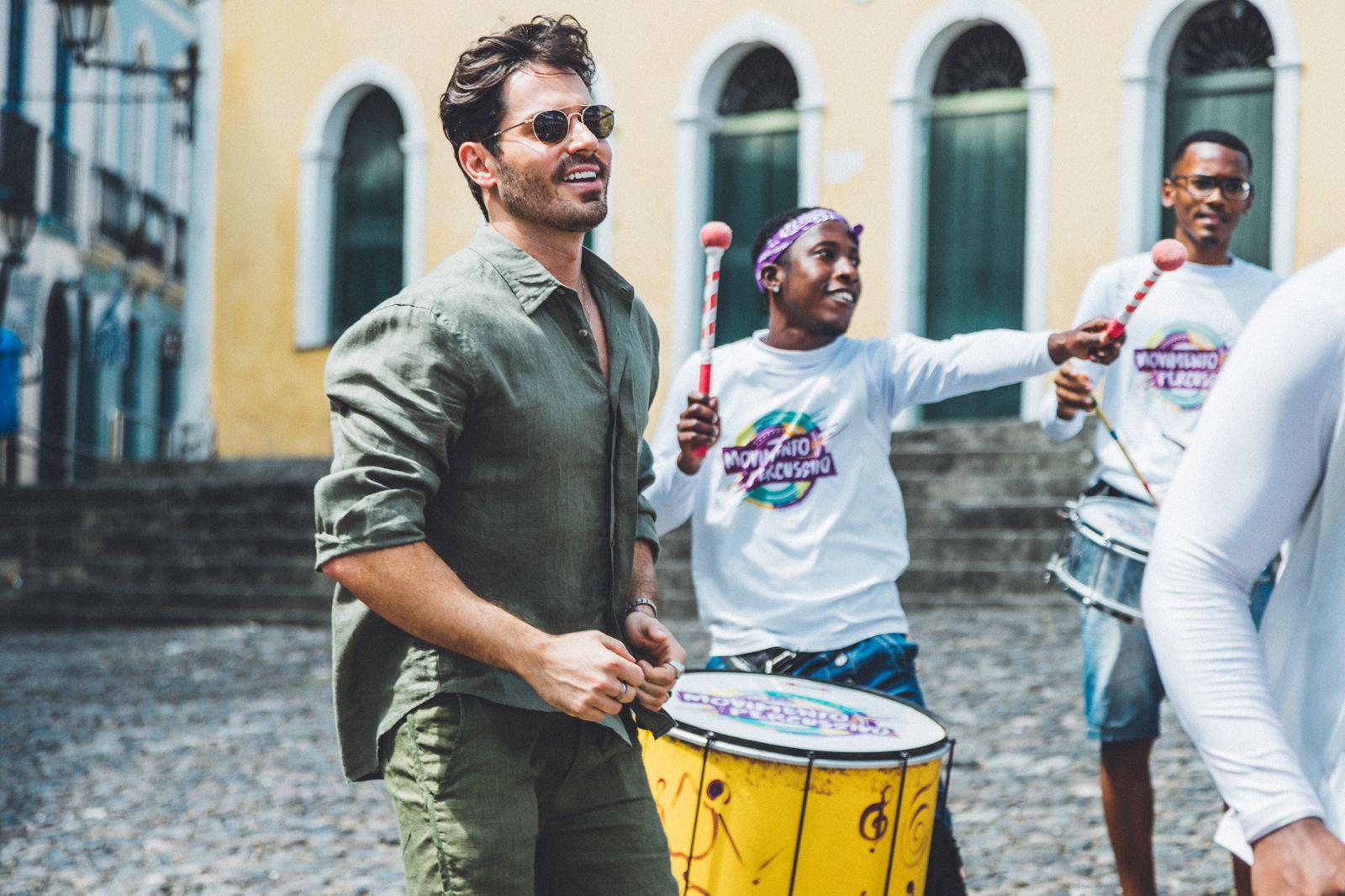 DJ Gui Guerrero lança show gravado no Farol da Barra, em Salvador