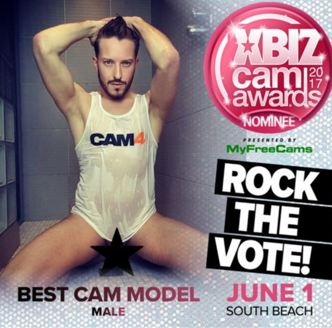 Wes Myers To Present Award At XBIZ Cam Awards In Miami  Cam4 Gay Blog