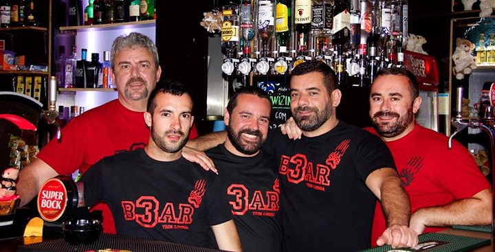 bar tr3s tres gay bear lisbon lisboa