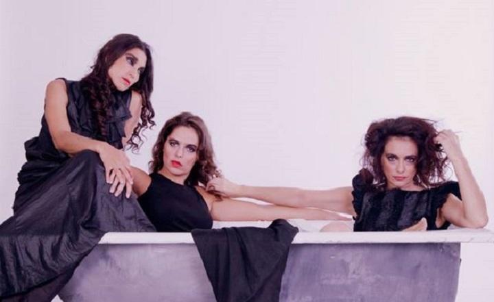 Carla Galvão, Maria Ana Filipe and São José Correia