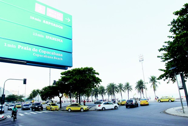 Projeto da prefeitura do Rio para estimular caminhadas começa com o pé errado
