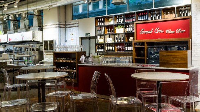 Grand Cru inaugura Wine Bar exclusivo no Eataly São Paulo