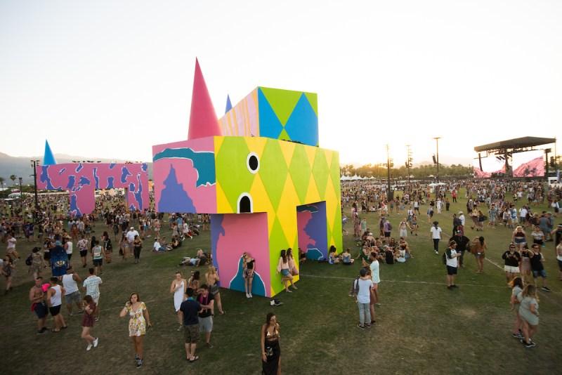 Coachella. Foto: divulgação