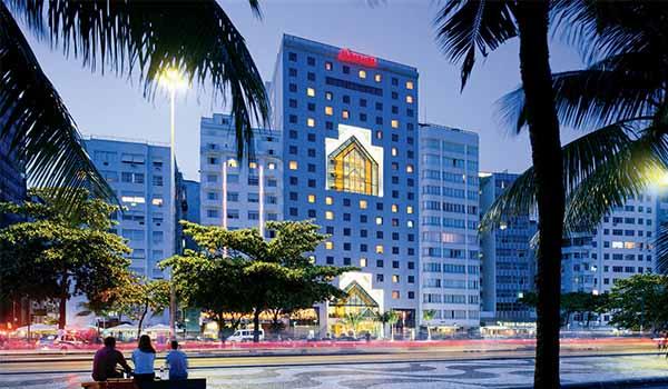 Marriott Copacabana