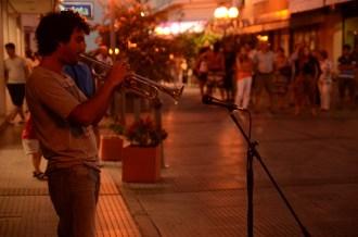JazzalaCalle-Toque callejero