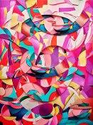Vik Muniz - Handmade - Courtesy _ Xippas Galleries - imagem retirada Facebook Este Arte