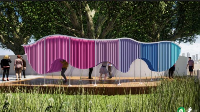 """O arquiteto e designer Marko Brajovic é o responsável pela obra """"Oásis Air Wick"""" que ocupa a região de Pinheiros por tempo limitado"""