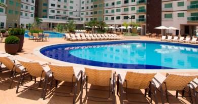 Prive Riviera Park Hotel - o maior hotel de águas termais do Brasil - Caldas Novas (GO) Divulgação