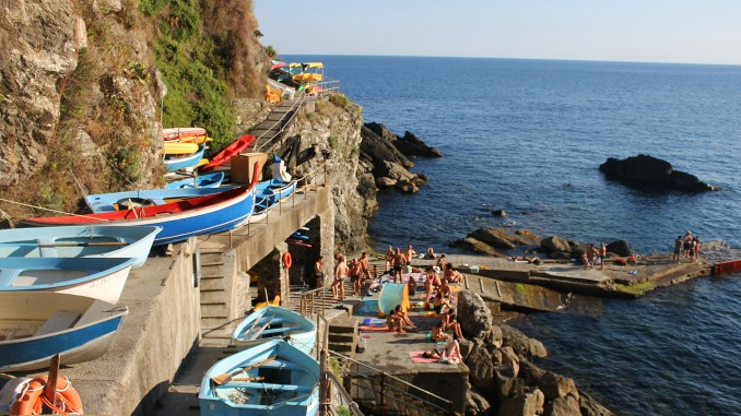 Cinque Terre Arquivo pessoal Ana Grassi baixar em alta resolução itália