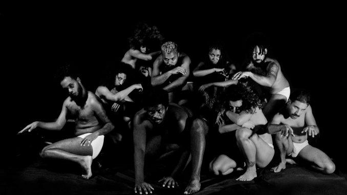 pessoas negras teatro peça