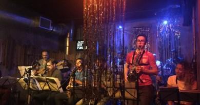 VÁ de JAZZ: o bloco Big Band do JazzNosFundos realiza ensaios pré-Carnaval na casa de Pinheiros, nos dias 4 e 11/2.