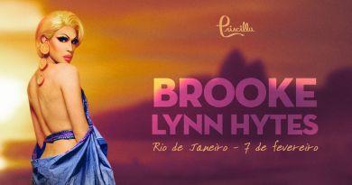 Com Brooke Lynn Hytes, festa Priscilla volta ao Rio de Janeiro