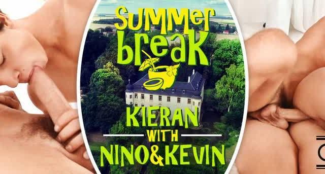 [BelAmiOnline.com] Summer Break, Ep.8: Kevin Warhol, Nino Valens, Kieran Benning