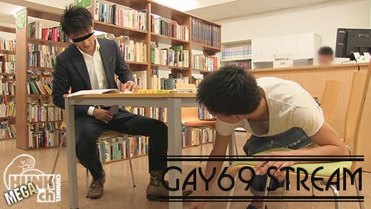 【TR-HT002】 【TRANCE:Full HD】ハッテン図書館 part2