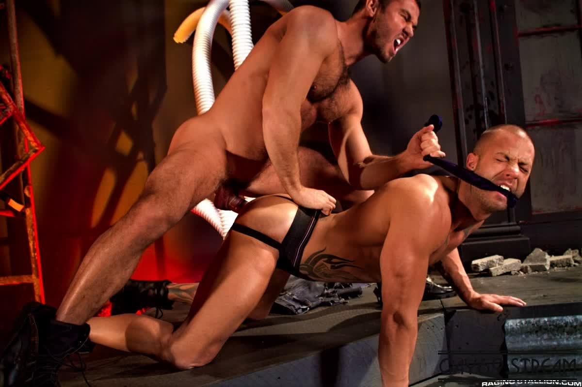 [RagingStallion.com] Cock Shot. Scene 2 (Jessy Ares, Rod Daily)