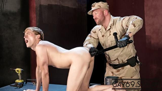 [ClubInfernoDungeon.com] Full Fist Interrogation, Scene 01 (Hugh Hunter, Colin Bryant)
