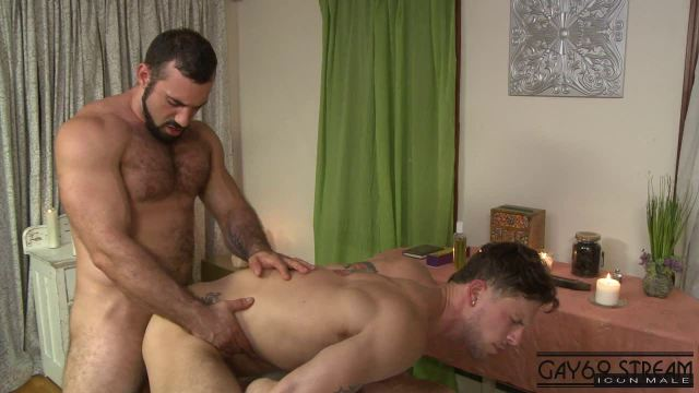 [IconMale] Gay Massage House Vol. 5 – A Firm Touch – Jaxton Wheeler, Roman Todd