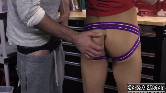 [FamilyDick.com] Tough Love for His Boy 1 (Dad's Tool Bench)
