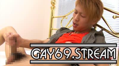 【HD】【KD-091】KAZUMAのデビュー作!金髪少年初オナニー撮影の快感☆