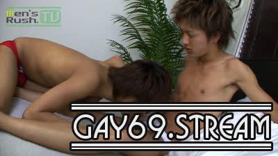 【HD】【MR-KR337】超ジャニカワノンケ少年とジャニ系可愛い少年2人が初めて絡み合いました♪