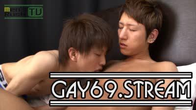 【HD】【MR-KR452】渋谷系少年のキツアナルをヤマトのデカチンが襲う♪
